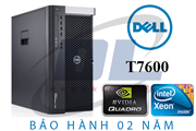 Dell WorkStation T7600 / Dual Xeon E5-2630/ VGA Quadro 5000/ SSD 256Gb+HDD 2Tb
