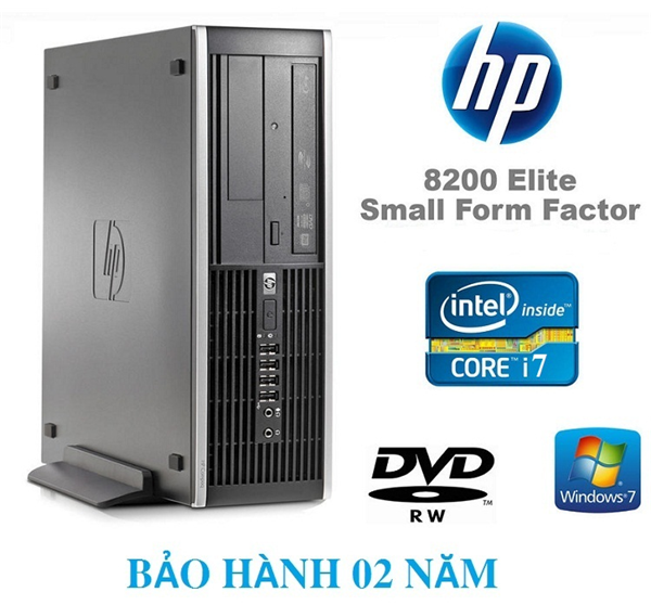 HP Compaq 8200 Elite/ intel G630/ Dram3 2Gb/ HDD 250Gb/ DVD RW